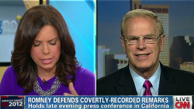 Strickland on Romney leak: 'Deep chasm'