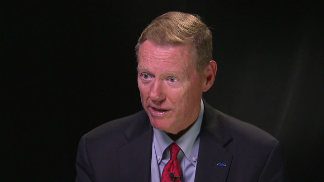 Ford CEO: Europe is concern for all