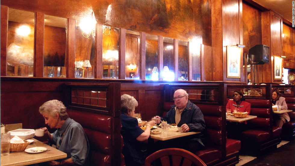 The Bright Star, a casual Greek/Southern restaurant in downtown Bessemer, Alabama, was established in 1907.