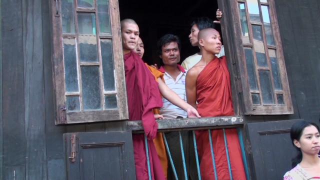 Rare look inside military-ruled Myanmar