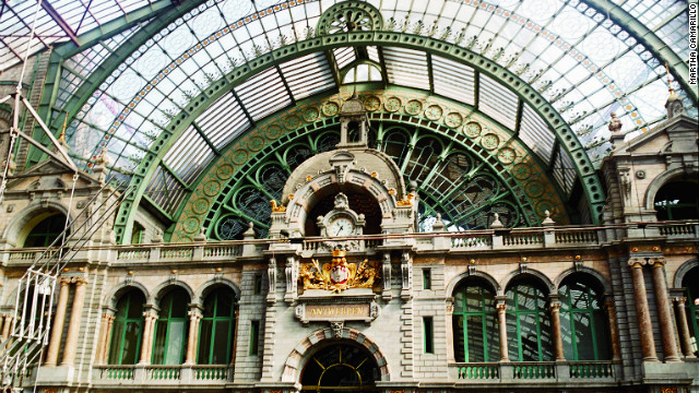 In Flanders, Belgium, cities have contemporary style steeped in centuries-old artistic tradition.