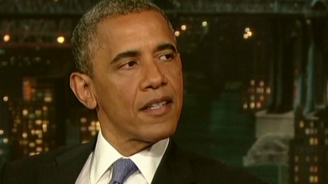 Obama responds to Romney's 47% comment