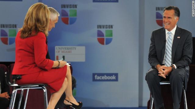 """Navarro: Romney's """"Latino-palooza"""""""