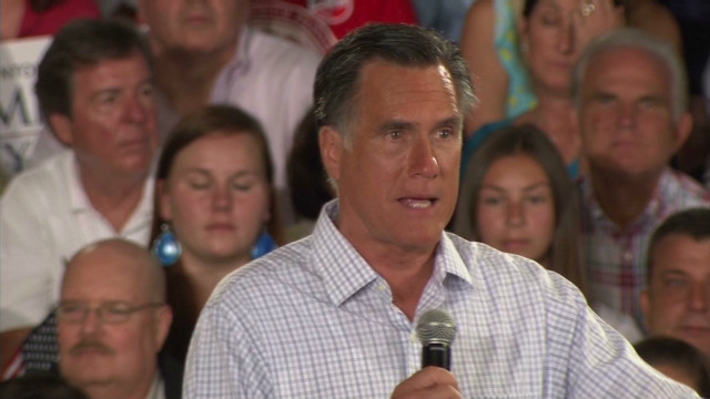 Romney: My dad grew up poor
