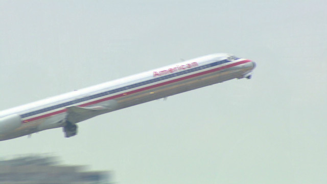 American Airlines: Troubled skies