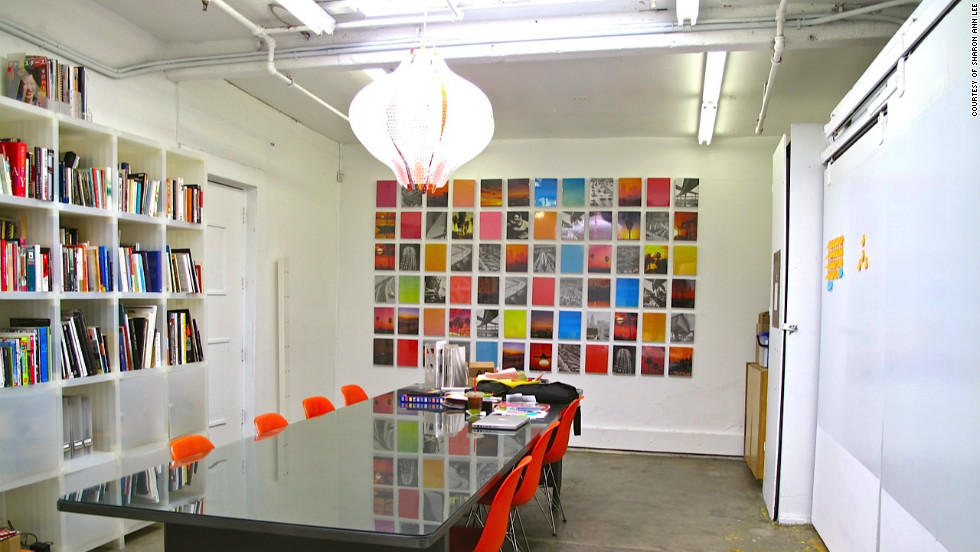 9 Photos co Working Spaces