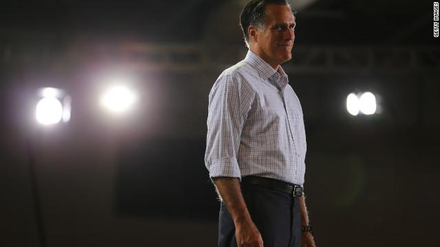 Mitt Romney's tax tease