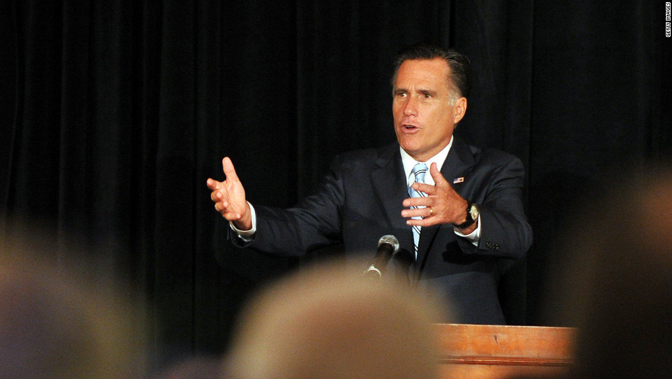 Many Germans equate Mitt Romney with the policies of the Bush administration -- and comments he made during the primary race toughened many Germans' views of the Republican nominee, according to Pleitgen.