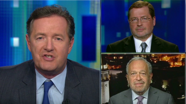 Reich: 'Increase taxes on wealthy'