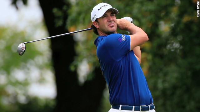 PGA Tour Championship: Round one