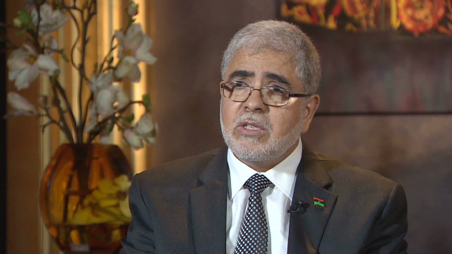 Libya PM: Libyan attack preplanned
