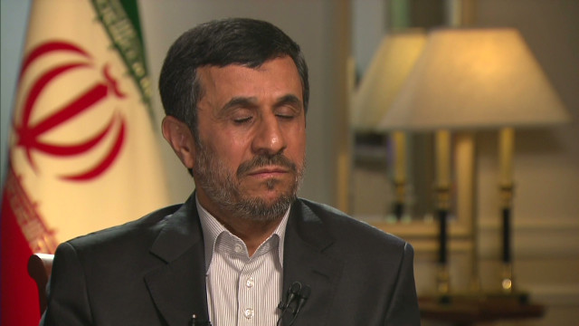 Ahmadinejad: Iran has right to defend itself