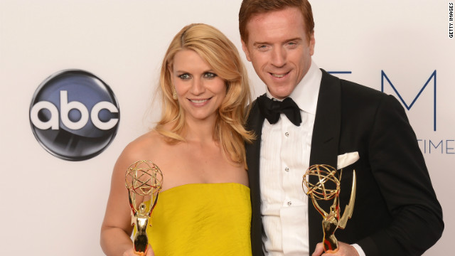 'Modern Family', 'Homeland' win big