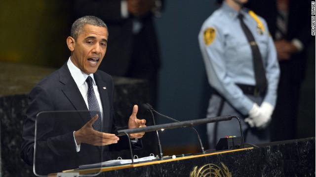 Obama: We cannot ban blasphemy