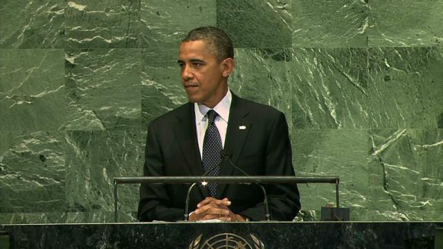 Obama warns Iran at UN