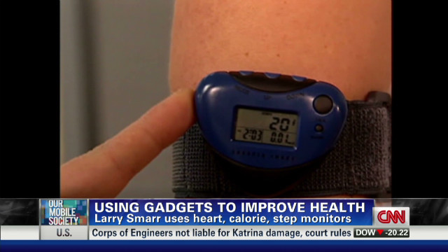 Using gadgets for your health