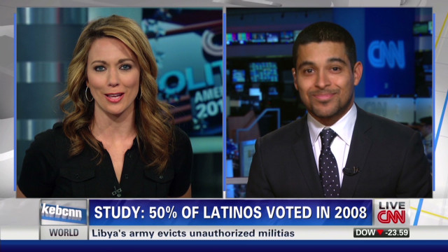 Actor to Latinos: 'Wake up' and vote
