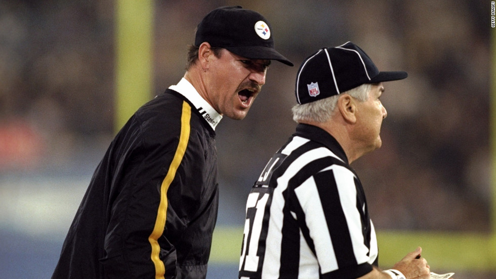 A regular NFL referee screwed up the call on an overtime coin toss on Thanksgiving Day 1998, and the Detroit Lions beat the Pittsburgh Steelers.