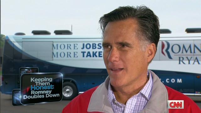 Romney slams Obama's welfare policy