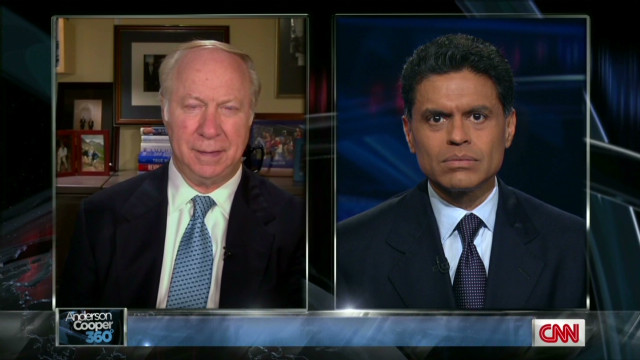 Gergen: 'It's almost inexplicable'