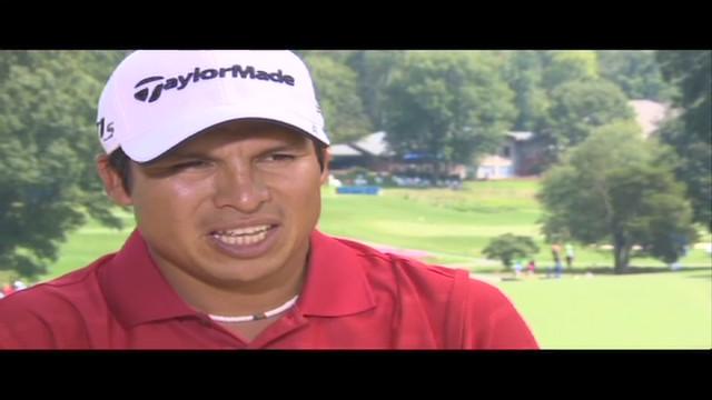 cnnee vive el golf andres romero_00013728