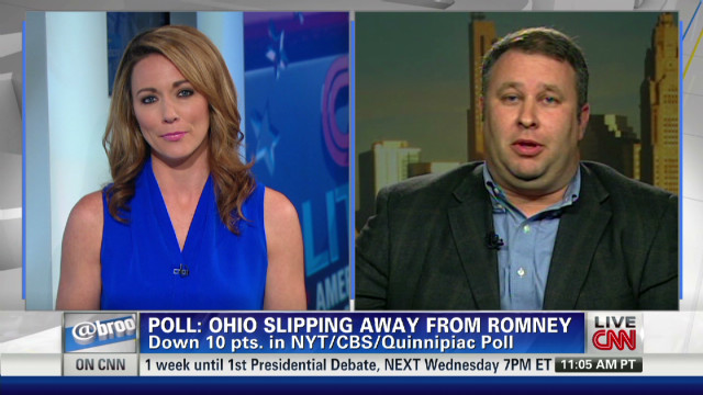 Ohio GOP do not believe poll numbers