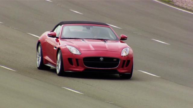 Exclusive look: Jaguar F-Type roadster