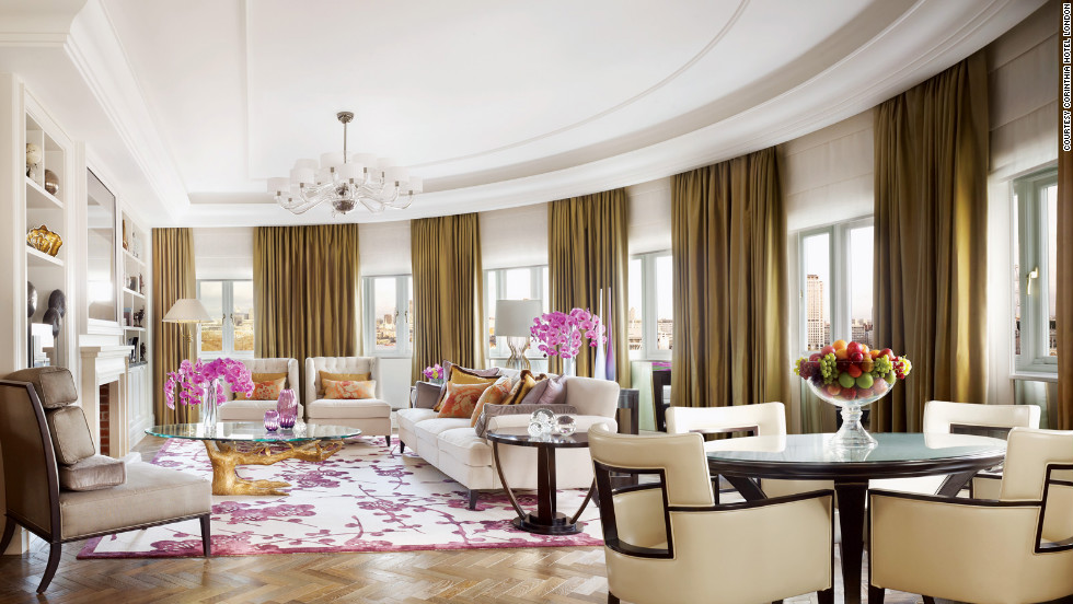 Memorable hotel suites - London hotel suites with 2 bedrooms ...