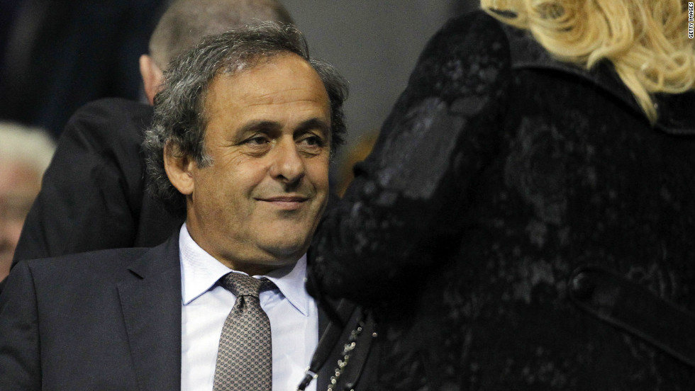 But Blatter's European counterpart Michel Platini disagrees. The UEFA president would prefer football to expand the use of extra match officials.
