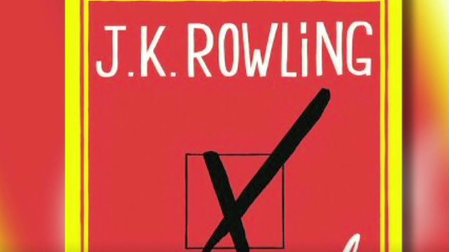 2013: Rowling's first adult novel instant hit