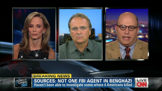 Sources: FBI still not in Benghazi