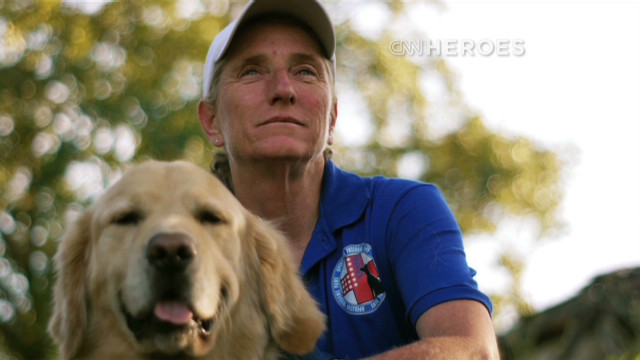 Top 10 CNN Hero: Mary Cortani