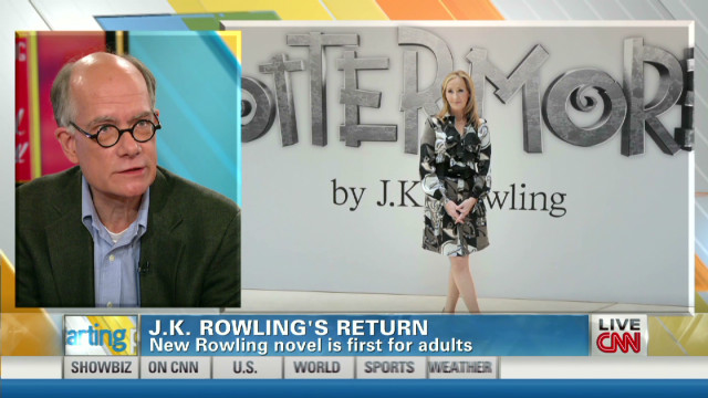 Rowling returns to reality