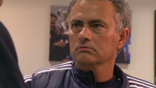 Jose Mourinho told CNN that he does not believe John Terry is a racist.