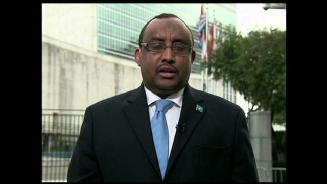 Al-Shabaab 'losing ground every day'