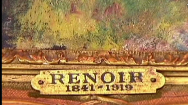 FBI looking into stolen Renoir painting