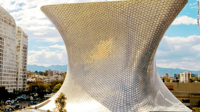 Mexico's shimmering shrine to art