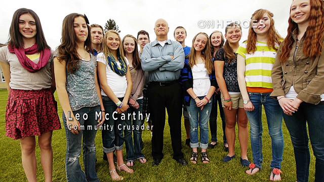 CNN Heroes: Leo McCarthy