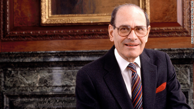Arthur Ochs Sulzberger, publisher of The New York Times from 1963 to 1992, died at age 86.