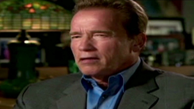 Schwarzenegger tells all in new book