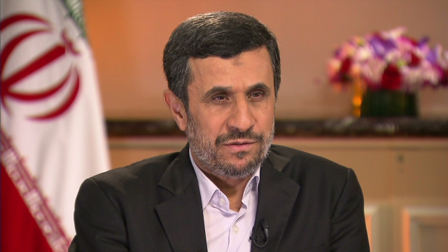 exp Ahmadinejad on the West bluffing_00004603