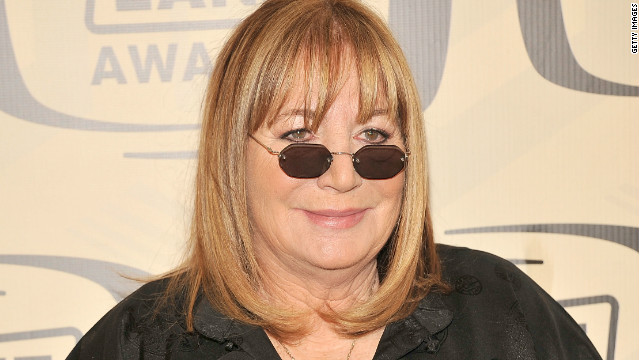 "Penny Marshall has written about her highs and lows in her new memoir, ""My Mother Was Nuts."""