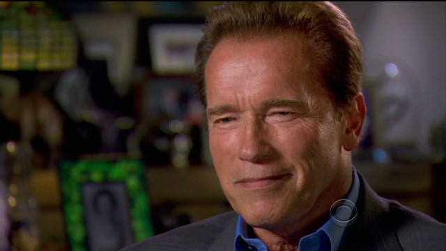 Schwarzenegger: Affair 'stupidest thing'