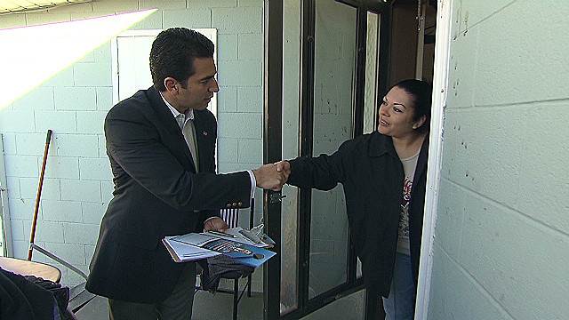 Latino in America: Courting Their Vote _00021522