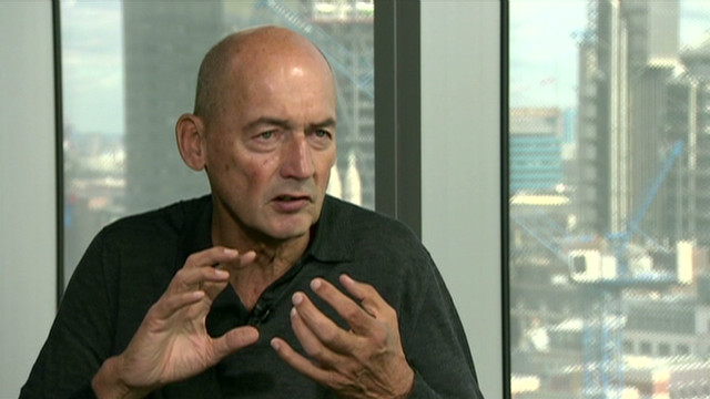 Rem Koolhaas' iconic anti-skyscraper