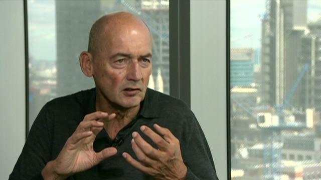 Rem Koolhaas' iconic anti-skyscraper