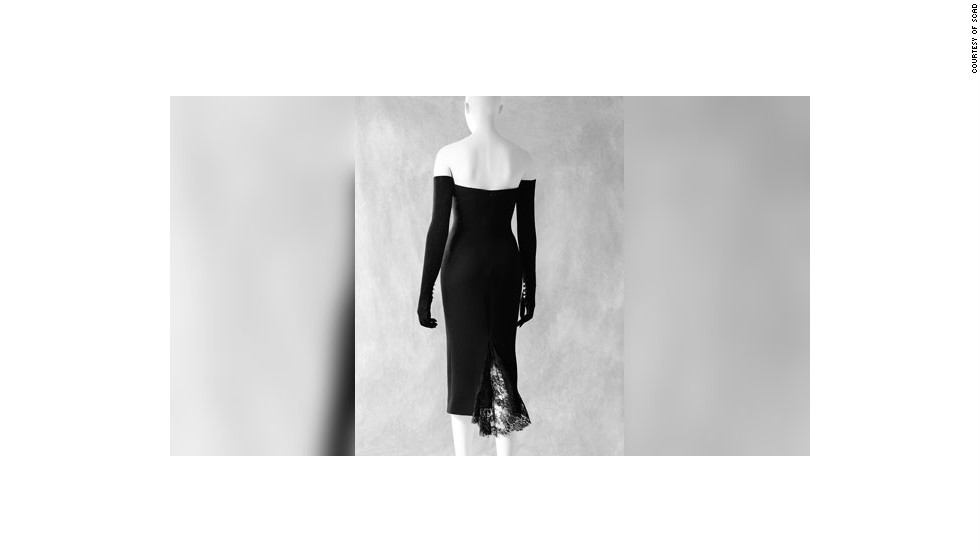 Talley was certain this L'Wren Scott cocktail dress was actually a Chanel.