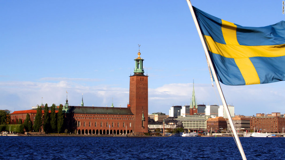 Sweden, another Nordic nation, trailed closely behind Denmark with $58,164 per capita GDP in 2013.