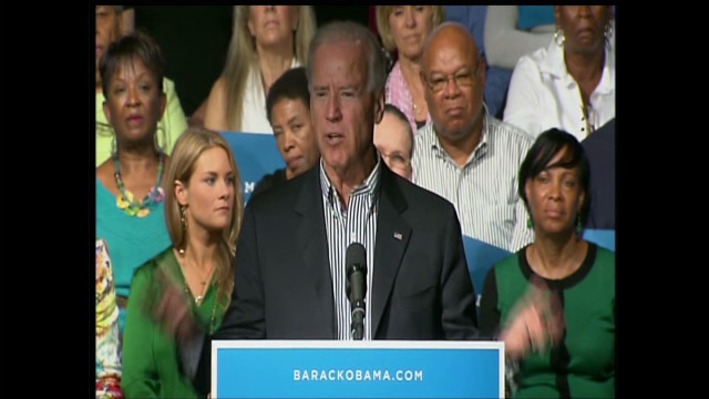 Biden's surprising words on middle class