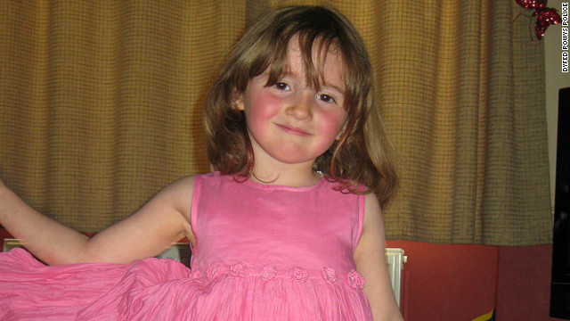 Search for missing UK girl continues